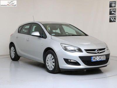 używany Opel Astra 1.6dm3 110KM 2015r. 117 355km WD3433K ! Enjoy ! Faktura VAT 23% ! Możliwy leasing !