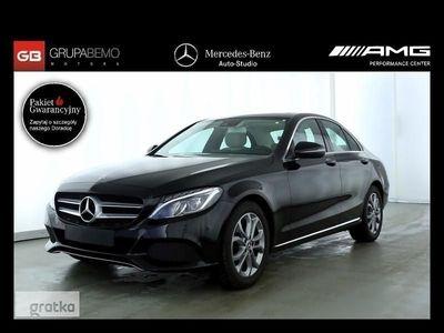 used Mercedes 200 Klasa C W205 200DachSzklany GarminMap LedILS BlindSpot ParkTron Ambient