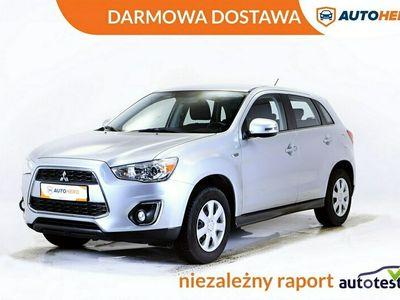używany Mitsubishi ASX DARMOWA DOSTAWA, Klima auto, Kierownica wielofunkcyjna, Kam. cofania