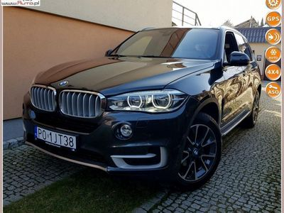 brugt BMW X5 3dm3 258KM 2016r. 39 000km *BEZWYPADKOWY*Bogate Wyposażenie*Roczna Gwarancja Techniczna*