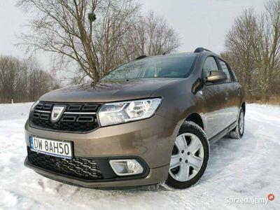 używany Dacia Logan Salon 1 właściciel 1 rejestracja 12.2018 II (2012-)