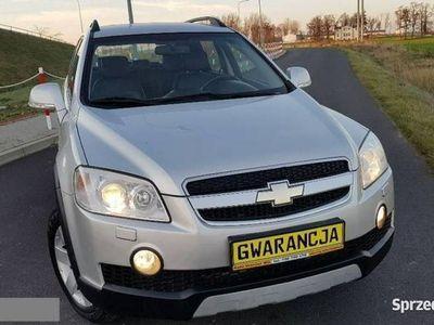 używany Chevrolet Captiva 2dm 150KM 2006r. 182 000km