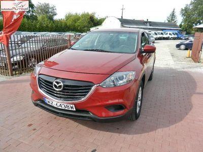 brugt Mazda CX-9 3.7dm3 277KM 2014r. 112 000km 7-miejsc 3.7 286KM Benzyna Automat