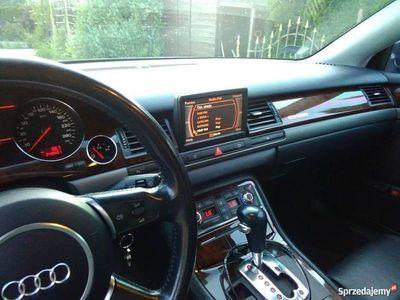 używany Audi A8 QUATTRO mega wygląd i stan ALU 20 cali Zamiana