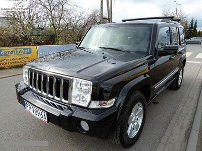 używany Jeep Commander *SEKWENCJA BRC*4x4*7 OSOBOWY*L 3.7 2008r. ręczna klima.