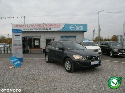 używany Volvo XC60 2.4dm 163KM 2010r. 185 000km