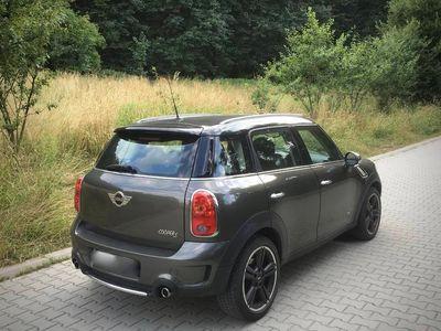 używany Mini Countryman S ALL 4 napęd 4x4 TURBO benzyna 184KM