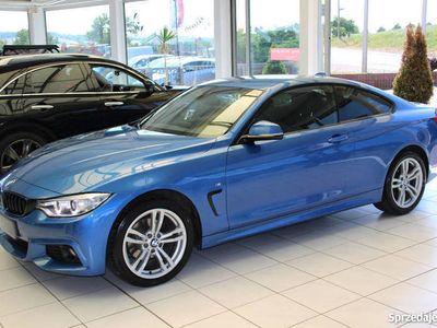 używany BMW 420 4 Coupe d, xDrive, M-Pakiet