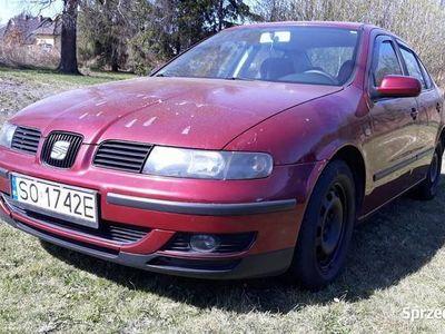 używany Seat Toledo II 2000 1.9 Diesel 110KM, klima. SUPER OKAZJA!