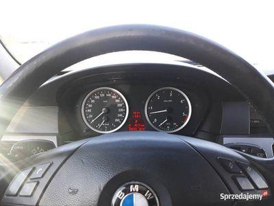 używany BMW 525 e60 D BOGATE WYPOSAŻENIE