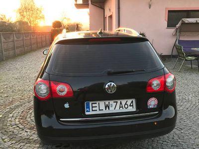 używany VW Passat B6 4MOTION
