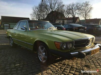 używany Mercedes SL450 R107 4.5 224KM