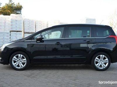 używany Peugeot 5008 1.6dm 156KM 2011r. 192 000km