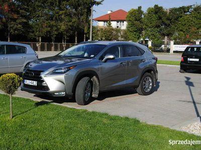 używany Lexus NX200t 4x4