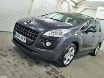 używany Peugeot 3008 I 1.6 i (120KM) Premium, pełny serwis ASO, gwarancja techniczna!