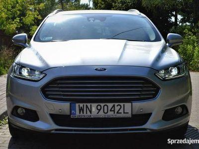 używany Ford Mondeo 2dm 150KM 2016r. 160 600km