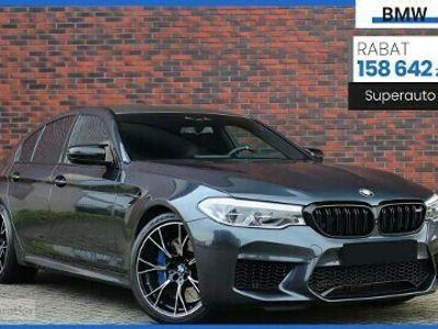 używany BMW M5 M5 V (F10) M Competition 4.4(625KM) | Zostań w domu, wszystko załatwimy za