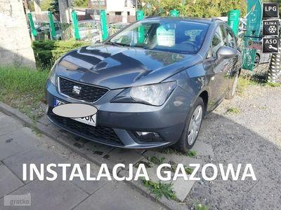 używany Seat Ibiza 1.4dm 86KM 2014r. 208 000km