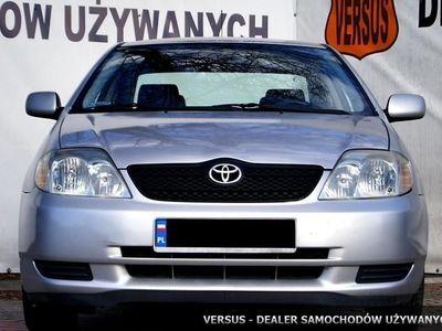używany Toyota Corolla IX 1.4 97ps Polski Salon 2wł. Zadbany Bez korozji!