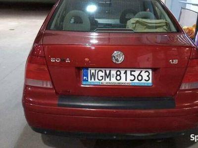 używany VW Bora 1.6 b+lpg