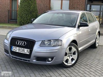 używany Audi A3 II (8P) Ambiente 2.0TDI 140KM DSG Zarejestrowany Zadbany !!!