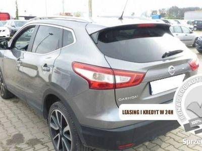 używany Nissan Qashqai 1.2 DIG-T Tekna Xtronic FV 23%, Gwa