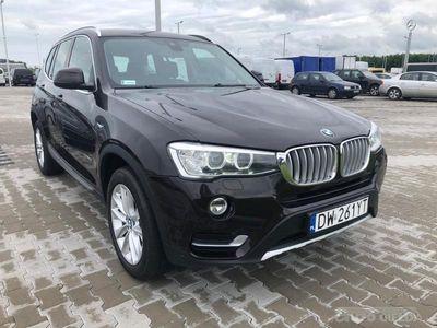 używany BMW X3 X3 SUVSUV