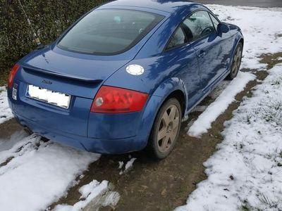 używany Audi TT 1.8 180KM 2000r