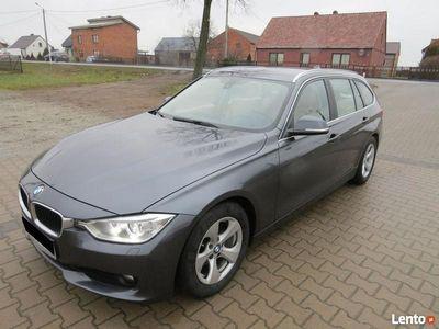 używany BMW 320 F31 2.0 163 KM Nawigacja Kamera Cofania Klimatronic