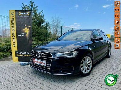 używany Audi A6 2dm 190KM 2015r. 153 000km