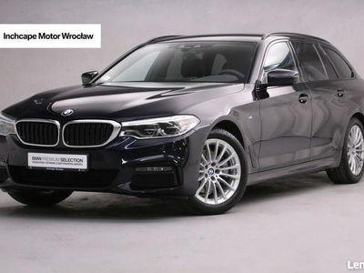 używany BMW 518 d Touring | Sportowe fotele przednie
