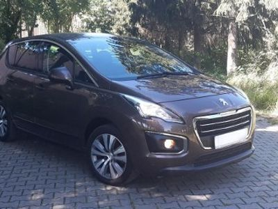 używany Peugeot 3008 I 1,6i-120KM+GAZ BRC,Navi,Ledy,serwis,bezwypad,