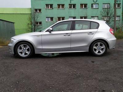 używany BMW 120 d bogata obcja