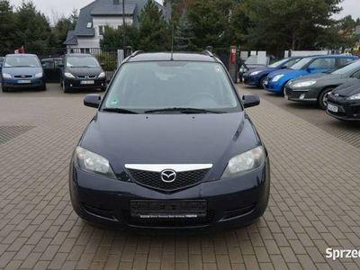 używany Mazda 2 1.4dm 80KM 2004r. 169 000km