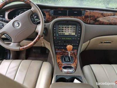 używany Jaguar S-Type - stan bardzo dobry