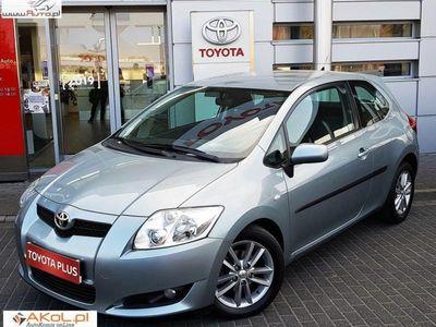 używany Toyota Auris 1.4dm3 90KM 2008r. 105 793km 1.4 D-4D Premium Salon PL/Serwis ASO/Bezwypadkowy/Pierwszy właściciel!
