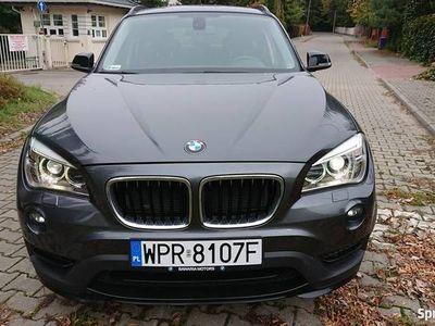 używany BMW X1 E84 XDRIVE 4x4 245KM 8-Stoponiowy AUTOMAT! Wer. SPORT