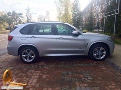 używany BMW X5 III (F15) 25d xDrive M Pakiet Najtaniej w EU