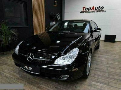 używany Mercedes CLS350 PIĘKNY 3.5 V6 *272KM* *navi* po opłatach *gwarancja *bezwypadkowy*film C219 (2004-2010)