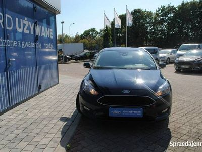 używany Ford Focus 1.5dm 95KM 2017r. 71 000km