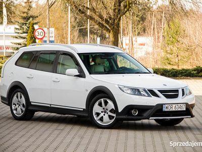 używany Saab 9-3X SportCombi 2.0 Turbo XWD (210KM)_SKÓRY_KSENON_BOSE