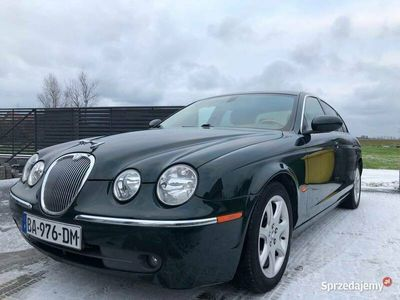 używany Jaguar S-Type - 4.2 - Perfekcyjny - 2008 - Lift - Zamiana
