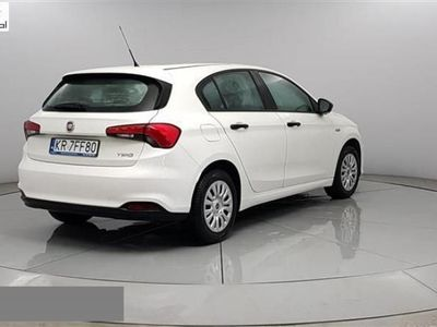 used Fiat Tipo 1.4dm3 95KM 2017r. 19 561km 1.4 16v Pop hatchback 5DR KR7FF80
