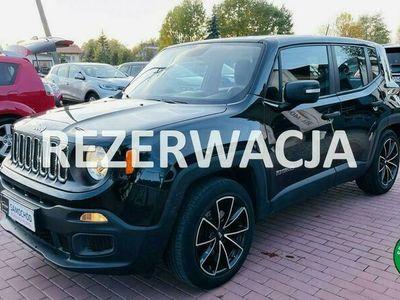 używany Jeep Renegade SPORT,Salon,Serwis,Gwarancja I (2014-)