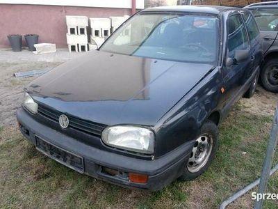 używany VW Golf III w całości lub na części