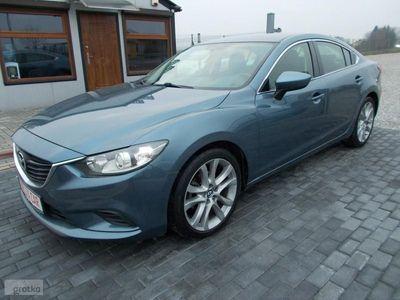 używany Mazda 6 III ZAREJESTROWANA 2.5 SKÓRA NAVI KLIMA ALUFELGI !!!