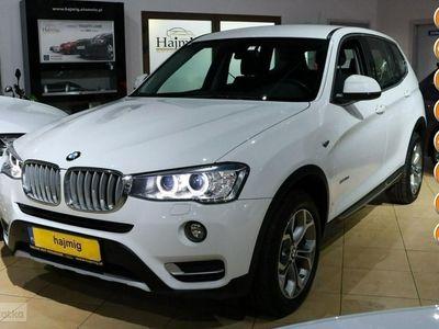 używany BMW X3 2dm3 150KM 2017r. 25 000km sLine, xDrive, Salon PL, Gwarancja x 5, faktura VAT !