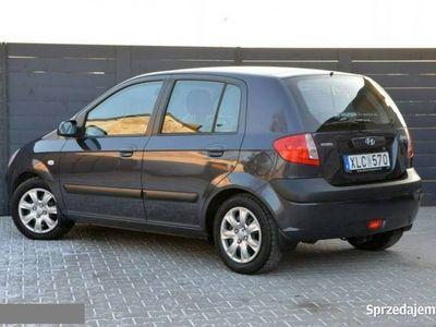 używany Hyundai Getz 1.4dm 97KM 2005r. 238 904km