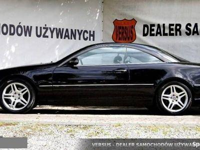 używany Mercedes CL500 Klasa CL W215V8 306ps Idealny stan, wersja europejska!