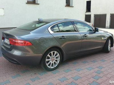 używany Jaguar XE 2.0 TDI rok 2016 sedan